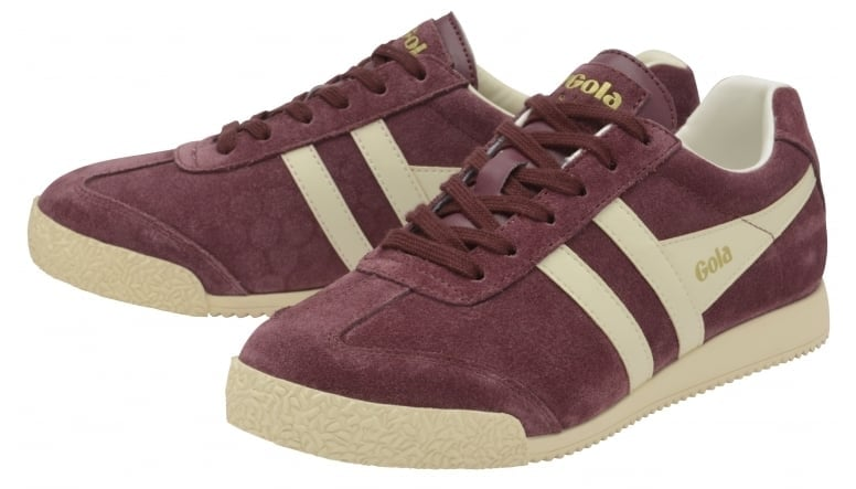 Women's Harrier Suede Trainer
