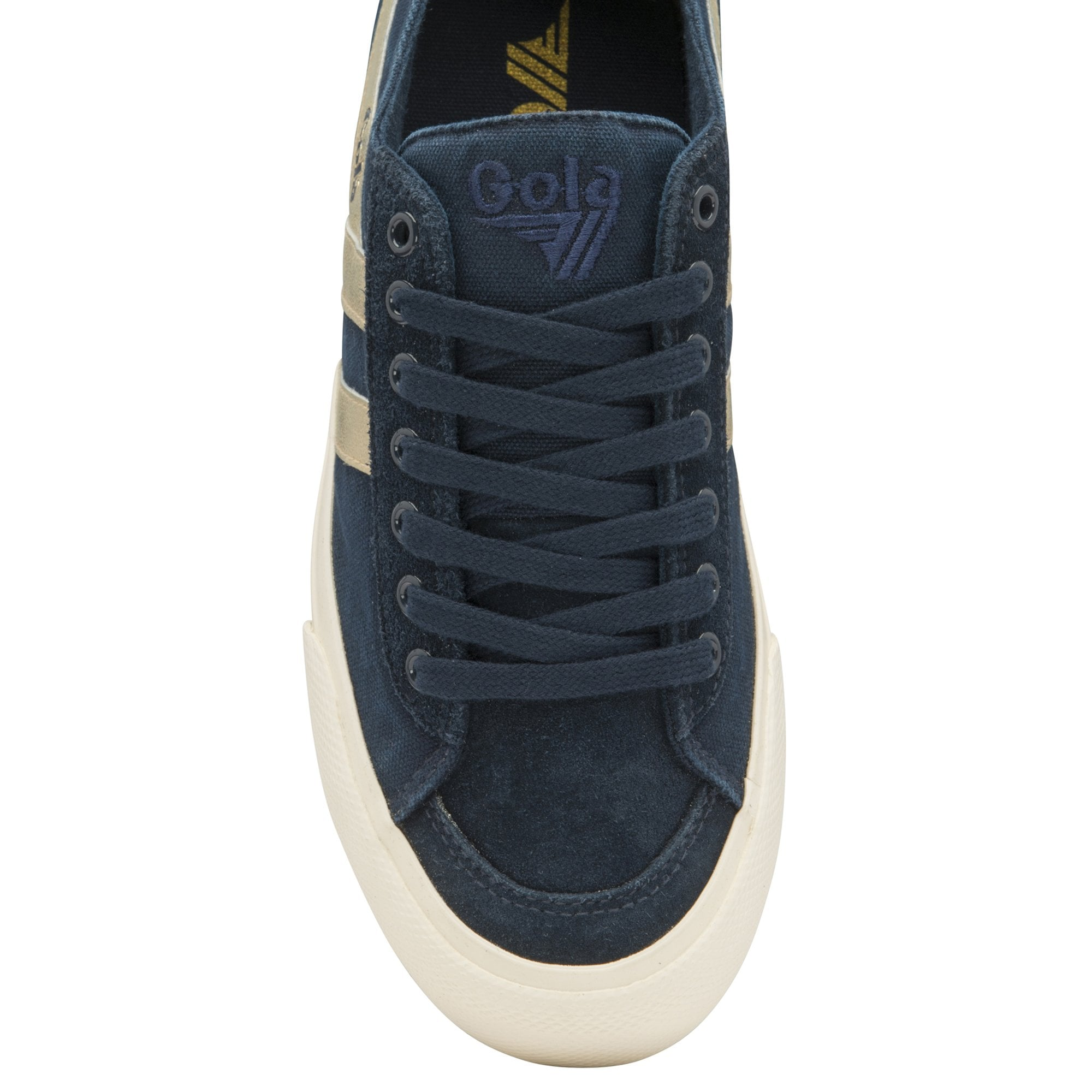 Women's Quota II Mirror Plimsoll Trainer