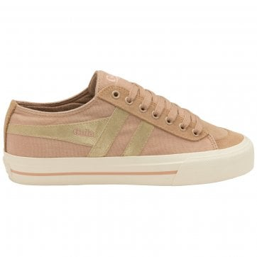 Women's Quota II Mirror Plimsoll Sneakers