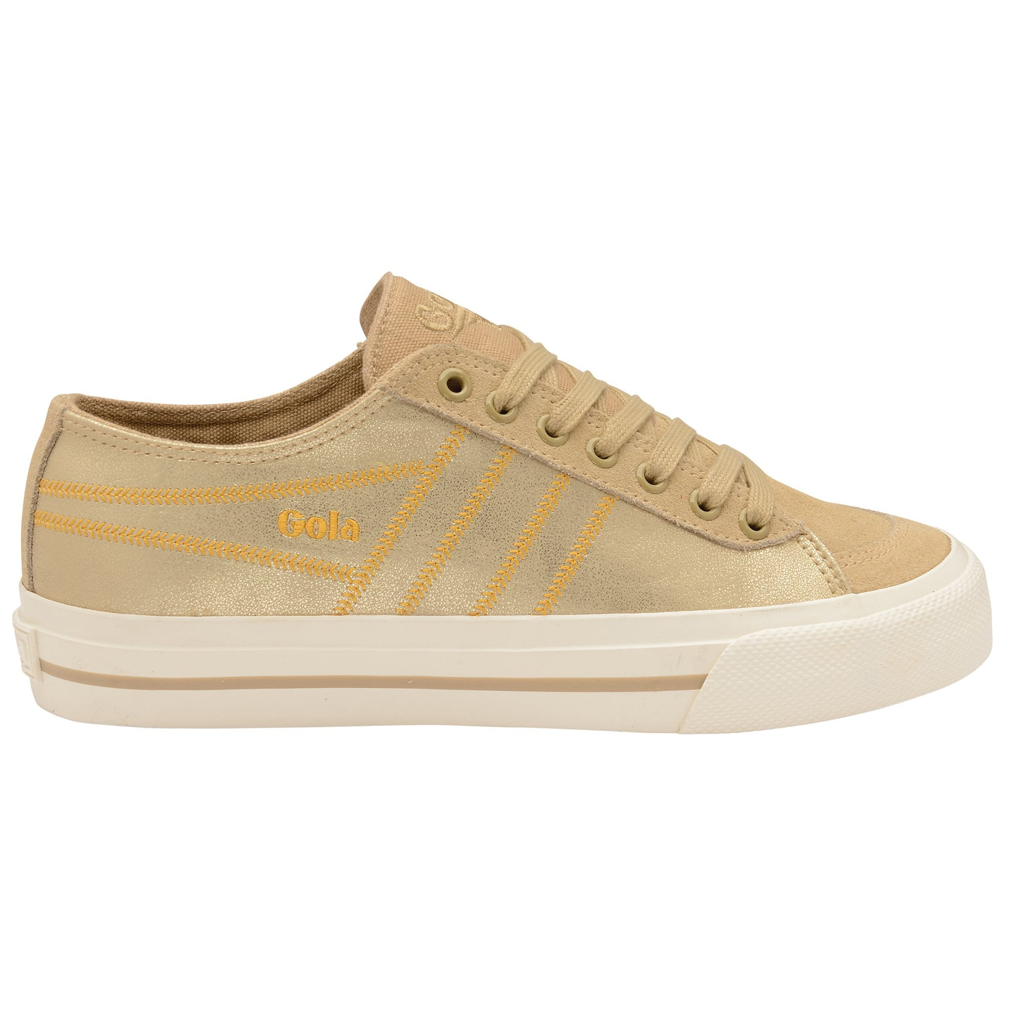 Women's Quota II Shimmer Plimsoll Trainer