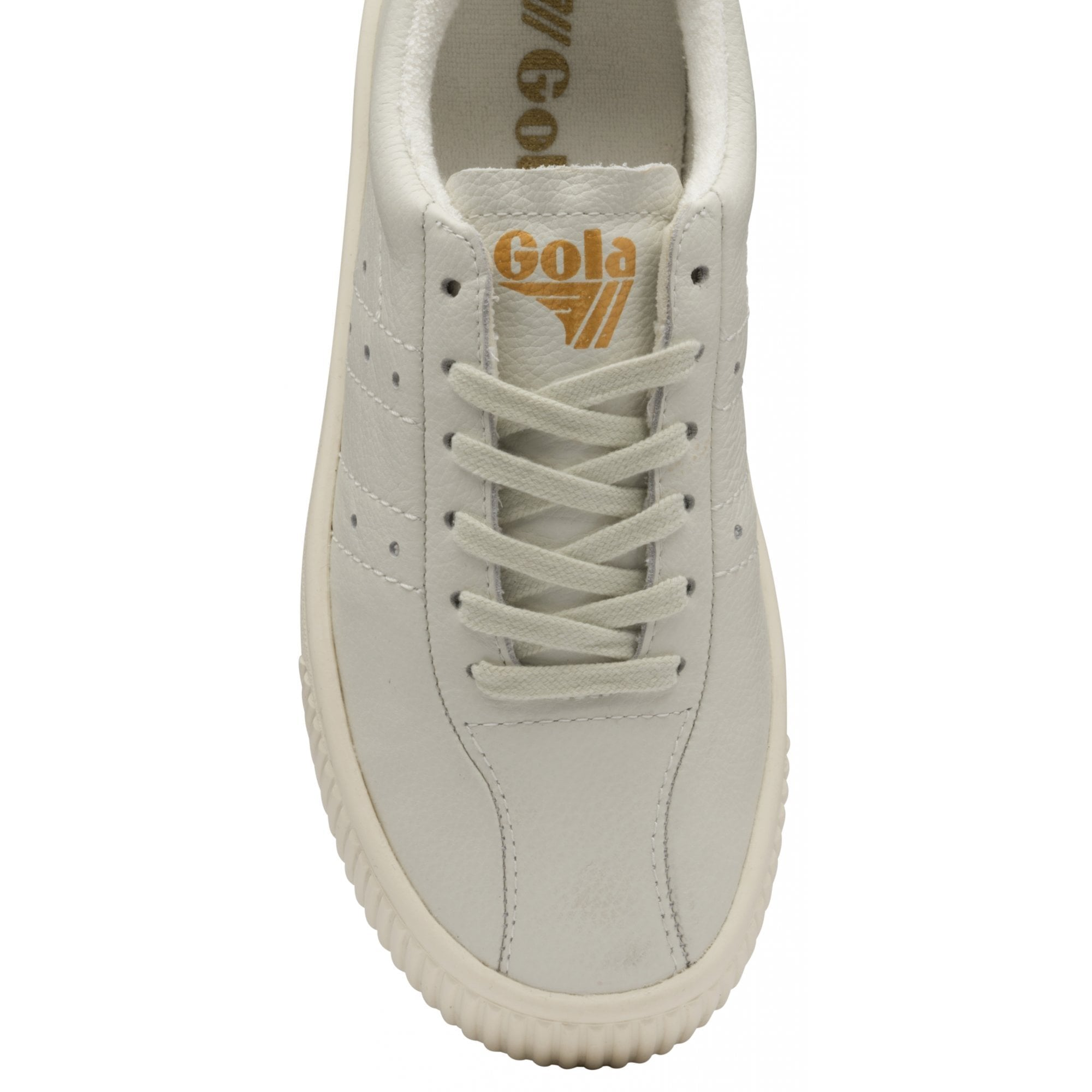 Women's Super Court Leather Trainer