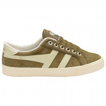 Women's Tennis Mark Cox Suede Sneakers