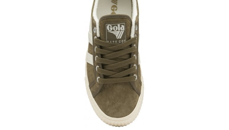 Women's Tennis Mark Cox Suede Trainer
