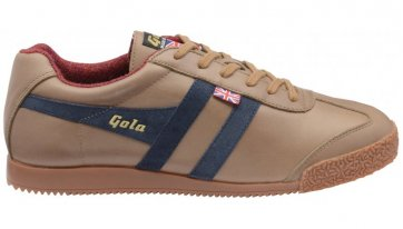 Men's Gola + Mallalieus Harrier 1905 Trainer