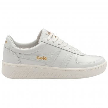 Men's Grandslam Leather Sneakers