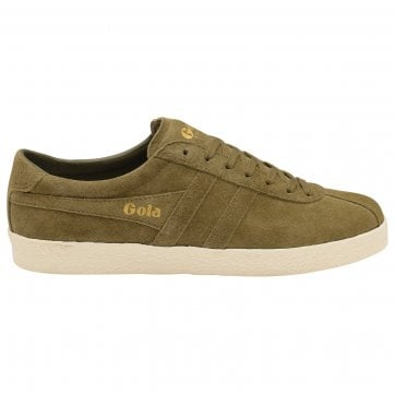Men's Trainer Suede