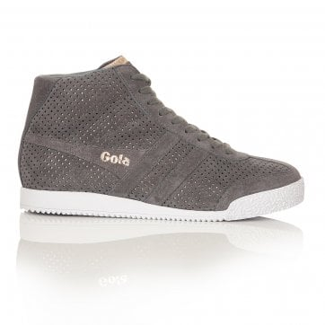 Women's Harrier High Glimmer Suede Sneakers